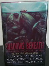 Shadows Beneath by Brandon Sanderson, Mary Robinette Kowal et al 1st HC Edn