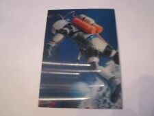 """1966 """"A MESSAGE FROM OUTER SPACE"""" POSTCARD - 3D - SPECTACULAR - BOX CC"""