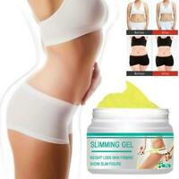 Ginger Body Belly Slimming Fat Burning Weight Loss Anti-cellulite