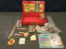 AC Gilbert Vintage Erector 6 1/2 Electric Engine Flexible Coupling Toy Maker B1A