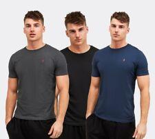 Farah - 3 Pack Lounge T-Shirts (Multi) Mens