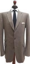 Burberry chaqueta talla 106 Billett-bolsa Schneider costura como nuevo