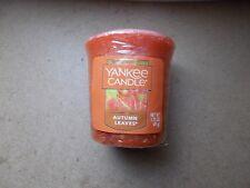 Yankee Candle Usa Rare Autumn Leaves Sampler New Label Design