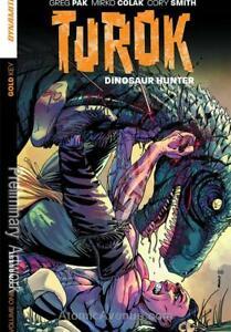 Turok: Dinosaur Hunter (Dynamite, Vol. 1) TPB #1 VF/NM; Dynamite | we combine sh