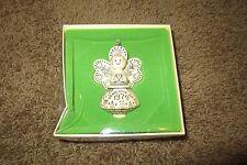 HALLMARK Tree-Trimmer Collection Ornament PEACE LOVE JOY Angel 1979 No. QX152-7