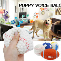Large Puppy Voice  Pet Tennis Dog Toy Throwing Play Training Basket   D*//