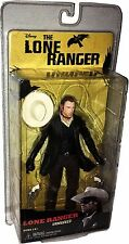 THE LONE RANGER Deluxe Action-Figur UNMASKED LONE RANGER