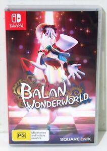 *Brand New* Balan Wonderworld - Nintendo Switch - Free Post