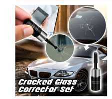 NEW Automotive Glass Nano Total Repair Fluid Kit