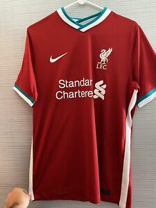 Georginio Wijnaldum Liverpool FC 2020-2021 Home Soccer Jersey XL Nike