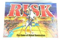 NIB 1998 SEALED Risk Board Game The Game of Global Domination Unopened USA New