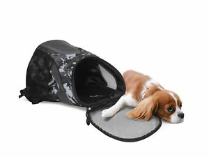 Dog Cat Carrier Mesh Outdoor Basket Backpack Pet Supplies Puppy Bag Large Size