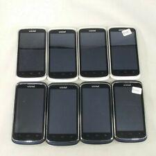 Lot of 8 ZTE Sonata 4G Z740G - 4GB - White/Black (Cricket) Smartphone BULK 680