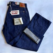 "Levi's Vintage LVC 501XX Jeans 1915 Model W38"" L32"" Made USA Cone Mills"