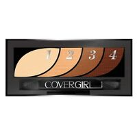 CoverGirl Eyeshadow Quads, Go for The Golds 0.06 oz