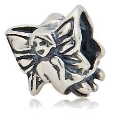Angel Charm Bead 925 Sterling Silver