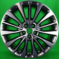 "OEM Lincoln MKX 18"" Wheel Rim Factory Stock 10072 FA1C1007B1A"