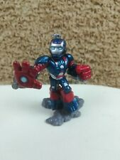 "Marvel 'IRON PATRIOT' Super Hero Squad HASBRO 3"" Mini Figure (2009)"