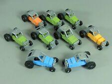 AUTOS: Dragster 1991 - 10 Stück (mit K-Kennung)
