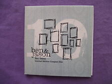 Ben & Jason - Ten Dates. Promo CD Single