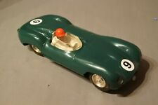 SCALEXTRIC C60 JAGUAR D TYPE BRITISH RACING GREEN LOVELY CONDITION