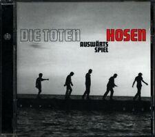 🔥Die Toten Hosen - Auswarts Spiel Cd Ottimo