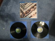 The Beatles 1967-1970 Blue Cover Two LPs (2 discs - 4 sides)
