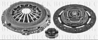 BORG & BECK CLUTCH KIT 3-IN-1 FOR VW HATCHBACK POLO 1.2 55 75