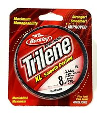 Berkley Trilene XL Smooth Casting Clear 8 LB 330 YD