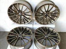 Audi A3 A4 A6 Q2 V1 Wheels V2 8,5 x 19 5 X 112 ET 45 Bronze Matt Felgen