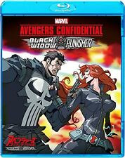 MOVIE-AVENGERS CONFIDENTIAL: BLACK WIDOW & PUNISHER-JAPAN Blu-ray N95