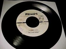 RUSH HOUR Set Me Free/Before I Die RARE 1969 CHICAGO PSYCH PROMO 45 Kinks HEAR