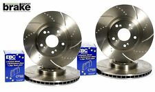 Mazda MX5 1.6 1.8 NB Front Rear Performance Brake Discs and EBC Ultimax Pads