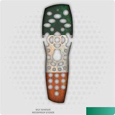 Grunge Style Irish Flag Sticker Skin Sky+ Plus HD Remote Control, TV Controller