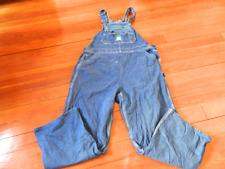 Women's Lady Liberty Brand Overalls Tape Measure Size 20 40x28 Made in the USA