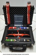NEW IMPROVED AIRBORNE ELECTRONICS PITOT STATIC ADAPTER TEST KIT Flexible Tubing!