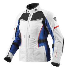 Blousons bleus tous pour motocyclette Femme