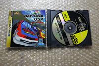 "Daytona USA ""Good Condition"" Sega Saturn Japan Video Game"