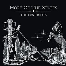 The Lost Riots by Hope of the States (CD, Oct-2004, Epic (USA))