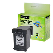 1PK Black Ink cartridge 65XL Compatible with HP Deskjet 2600 All-in-One Printer