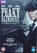 Peaky Blinders - Series 1-4 - Complete (DVD, 2018)