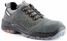 JALLATTE JALCORDEE  JO339 SIZE 9 LIGHT COMPOSITE SAFETY TOE WORK TRAINERS BOOTS