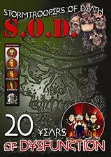 S.O.D. - 20 Years of Dysfunction [DVD] [2005][Region 2]