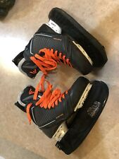 Easton Mako M8 Hockey Skates, Brand New NIB Junior (Regular) Size 8