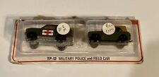 MatchboxTwin Pack TP-14 Military Police & Field Car