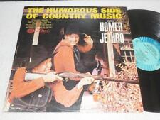 HOMER & JETHRO~The Humorous Side of Country Music~1963 RCA CAMDEN ORIG LP NICE