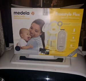 Brand New!!! Sealed!!!  Medela Freestyle Flex Double Electric Breast Pump.