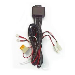 Tagfahrlicht Modul Zündungserkennung Dimm & Coming Home Funktion für 12V LED TFL