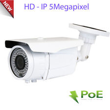 Ip 5MegaPixel PoE 72Led 2.8-12mm Varifocal Lens 2592P Bullet Security Camera 13