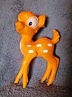 Ancien pouet pouet de Bambi-Walt Disney 1970